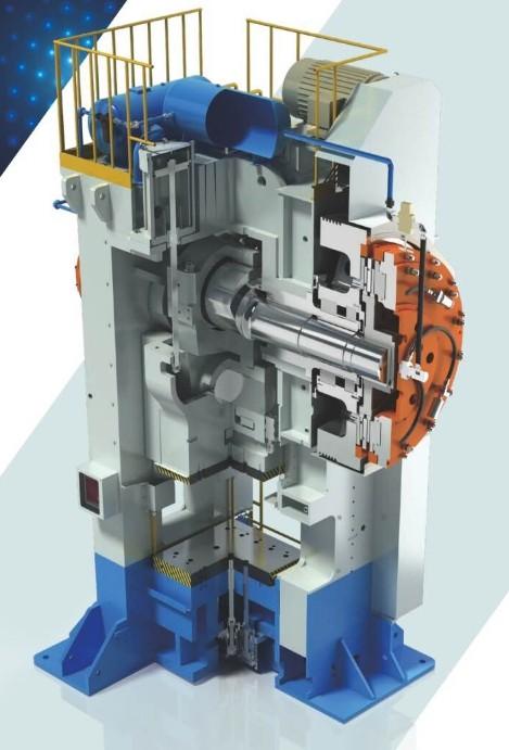 Forge Press Diagram