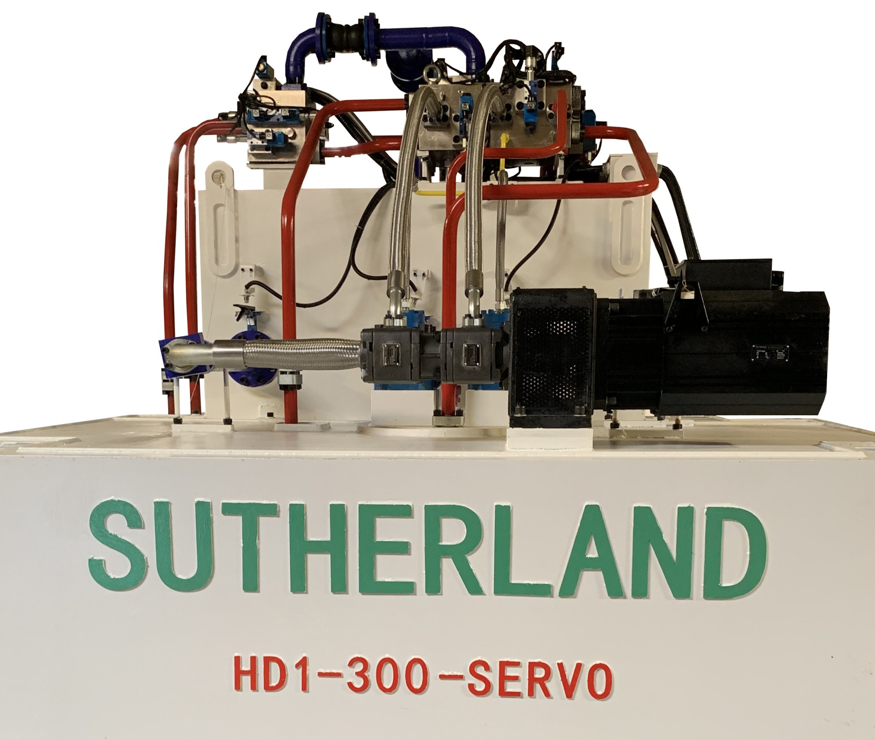Sutherland Hydraulic Press Fluid Management System
