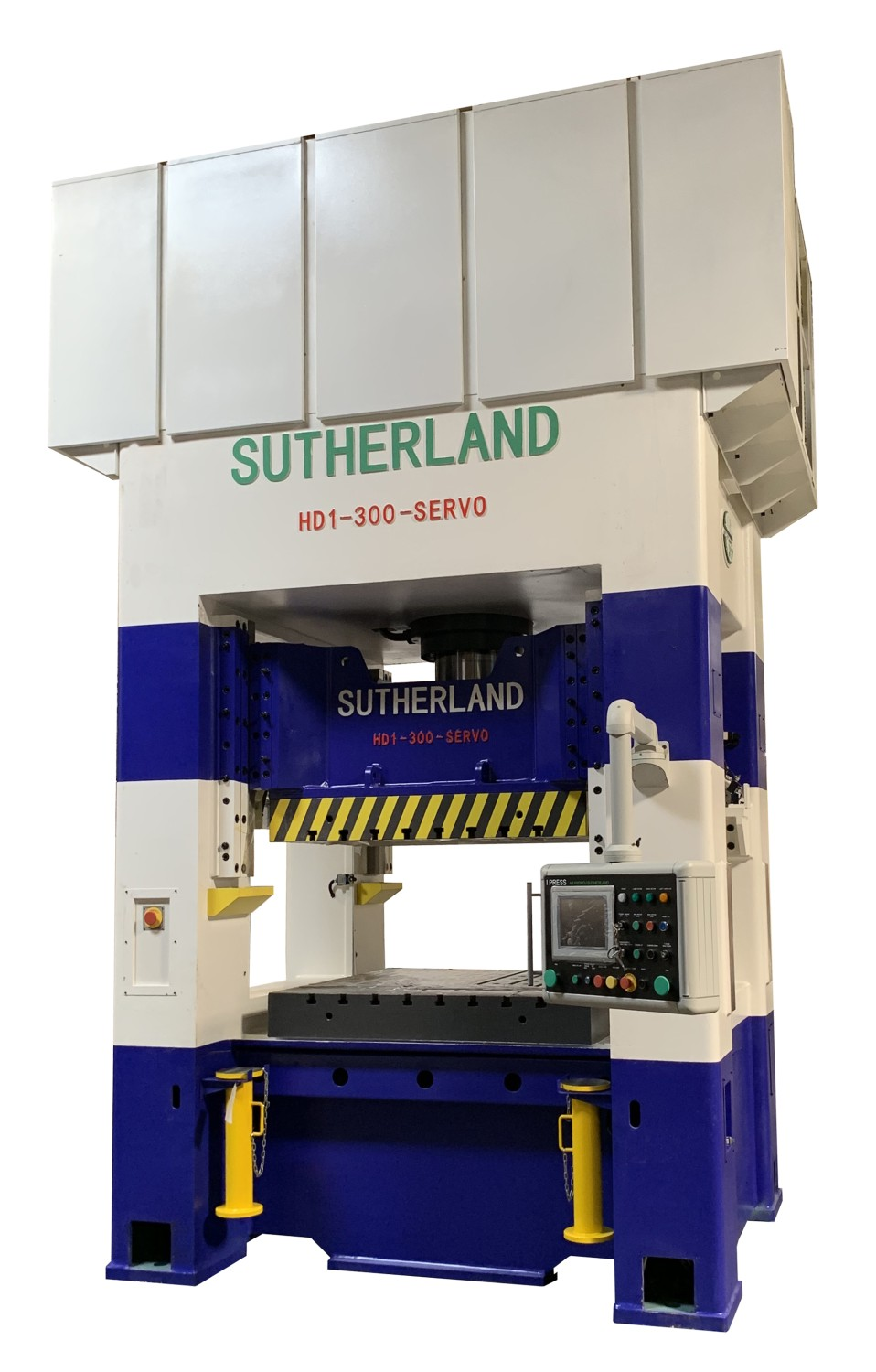 Sutherland Servo Hydraulic Press Machine