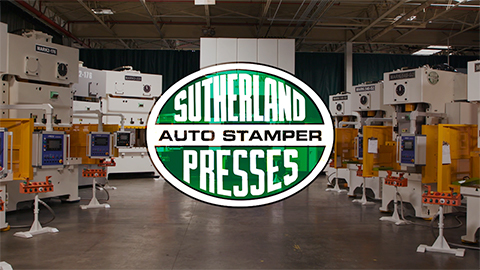 Introduction to Sutherland Stamping Press Manufacturer