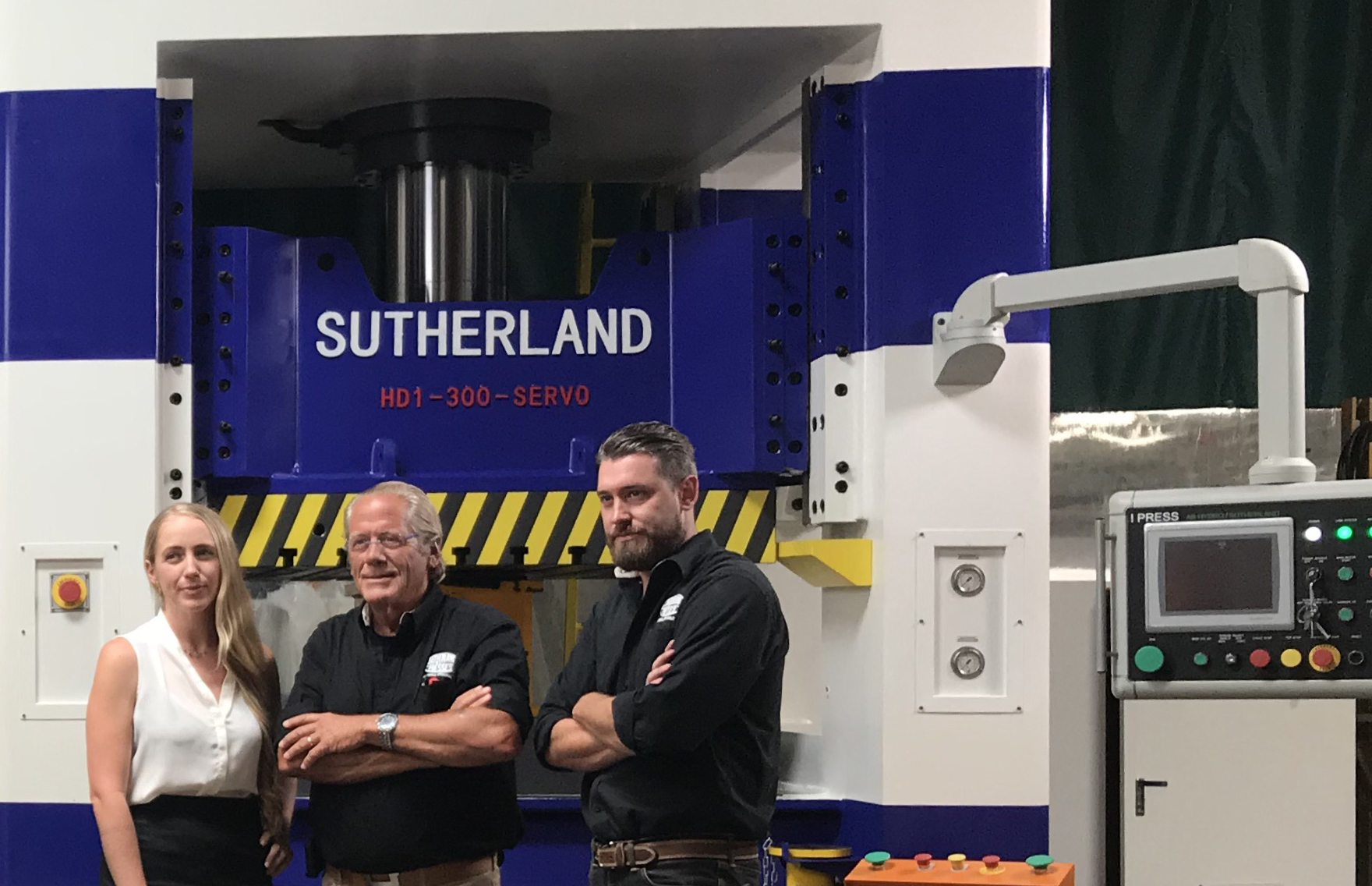 Sutherland Three Generations