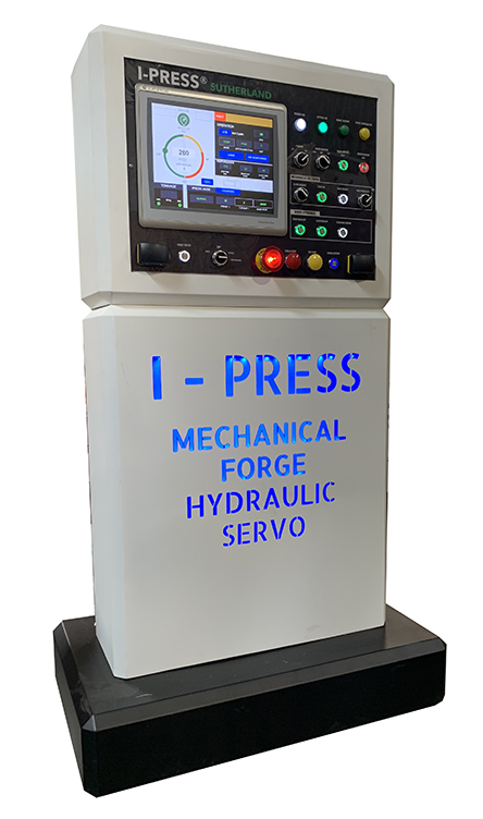 Control for Hydraulic Stamping Press Machine