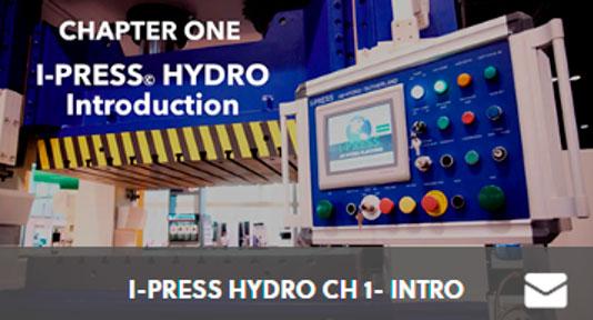 I-PRESS® HYDRO CH 1 - INTRO