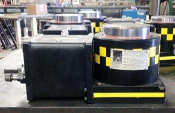 Hydraulic Shock Dampener for Stamping Presses