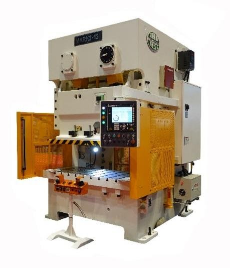 Double Point Gap C Frame Mechanical Stamping Press