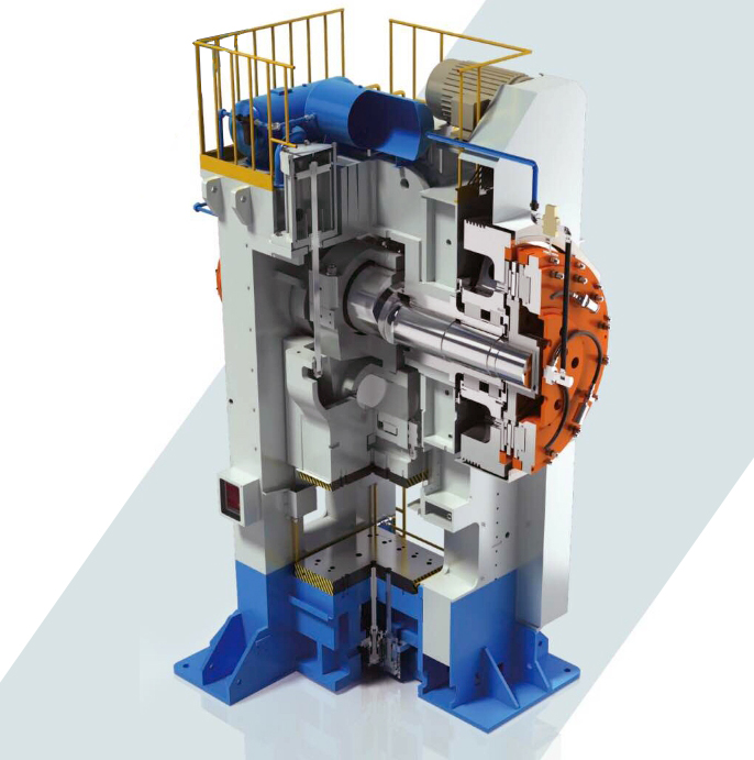 forge press cutaway