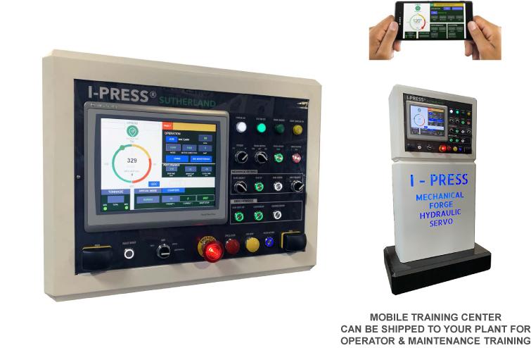 servo hydraulic press training