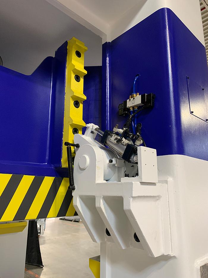 Safety Slide Locking System