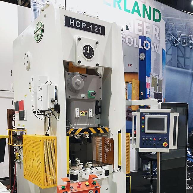 Sutherland Presses Mechanical Press