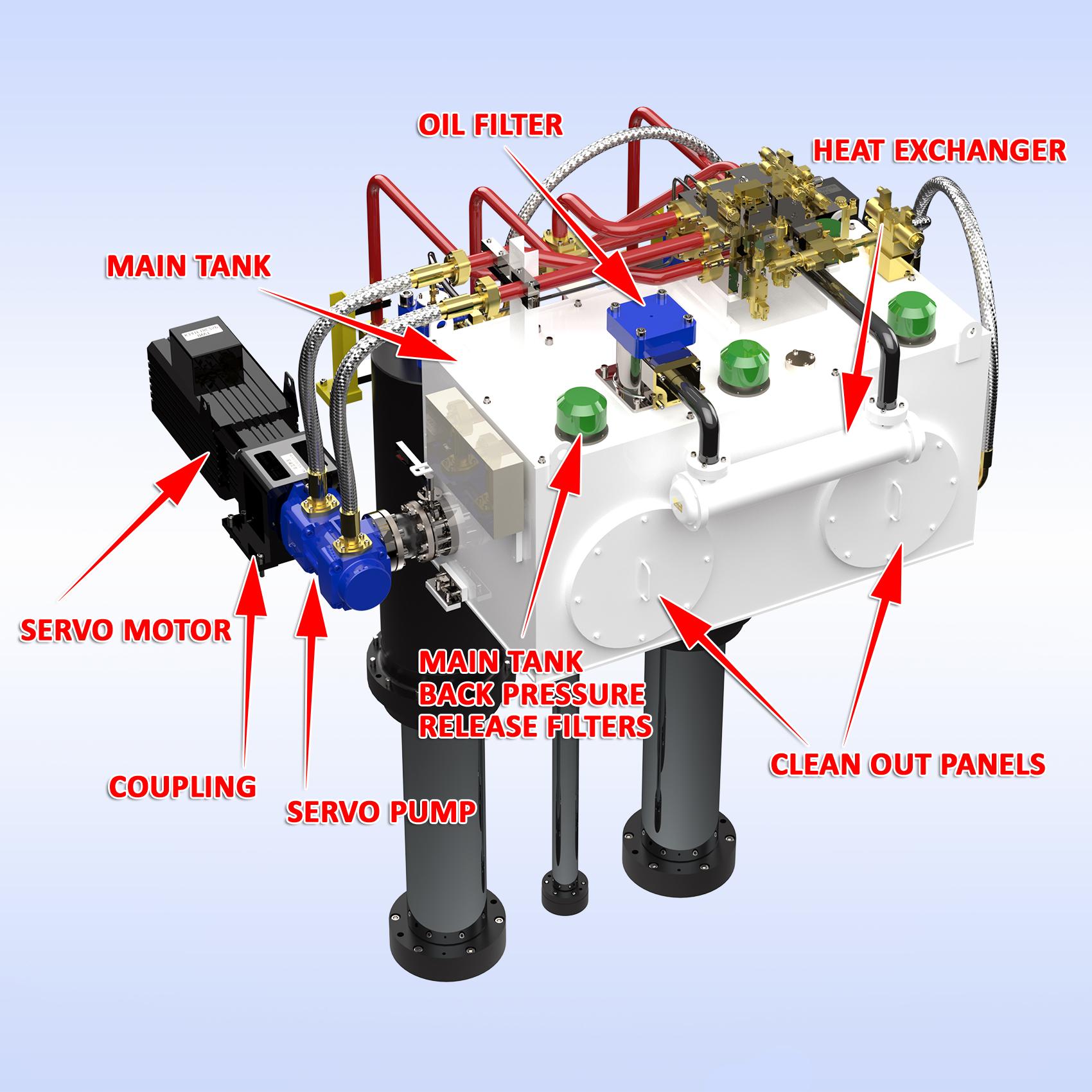 Sample fluid management system