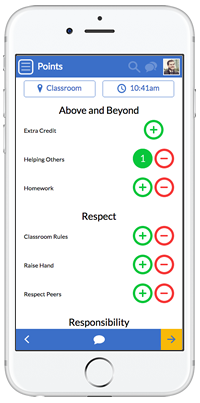 LiveSchool - Track, Reward, and Improve Behavior