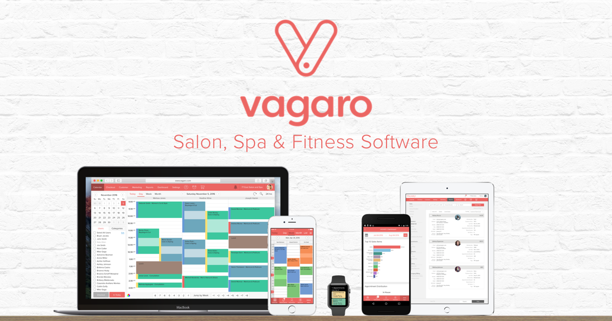 Vagaro - Salon Software, Spa Software, Fitness Software, Spa