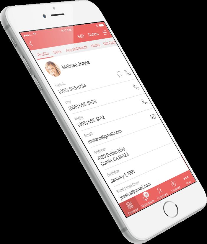 Customer Profile Data