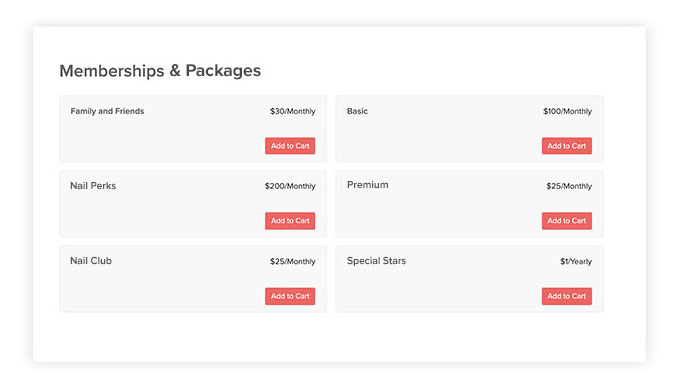 Membership and Package Management