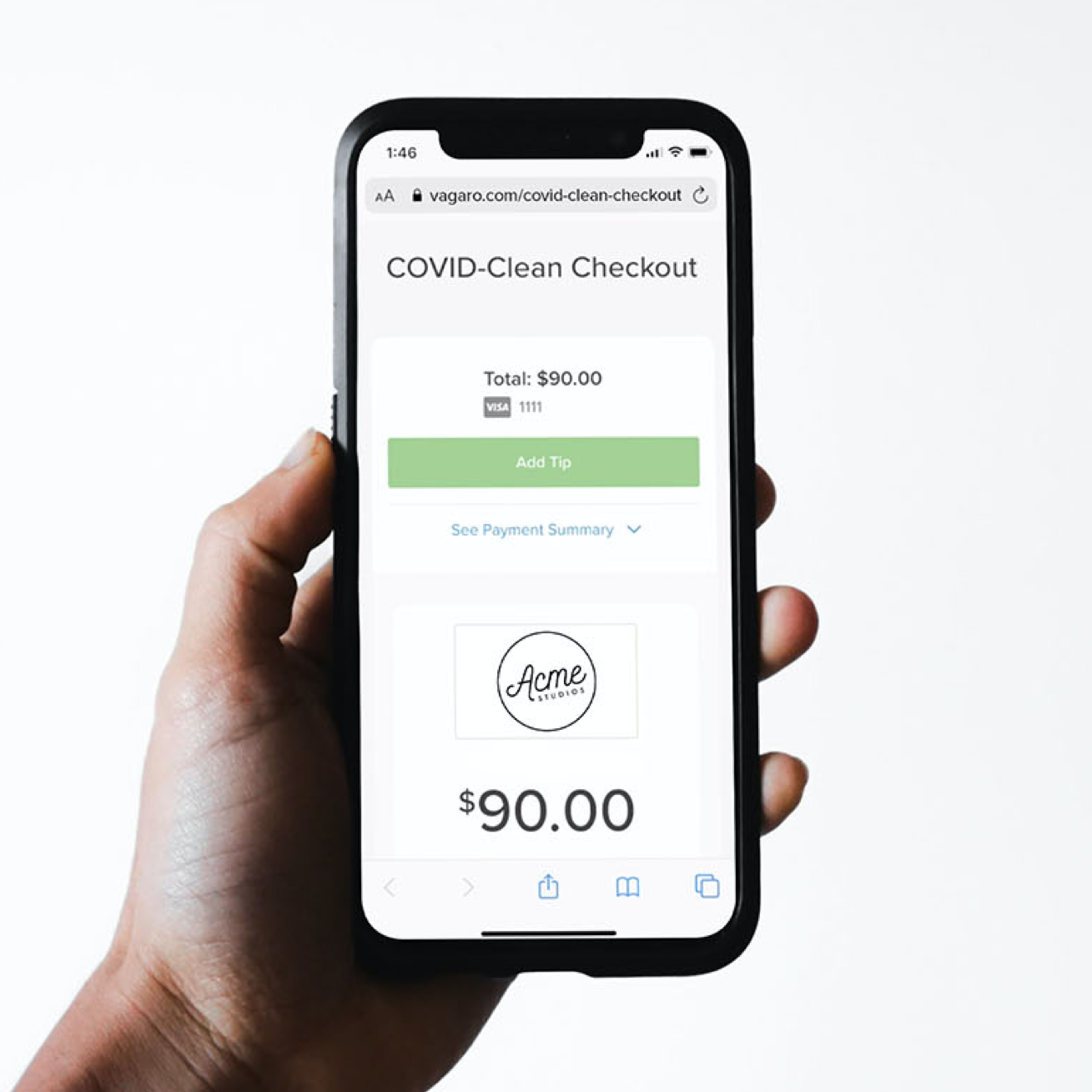contactlesscredit cardprocessing