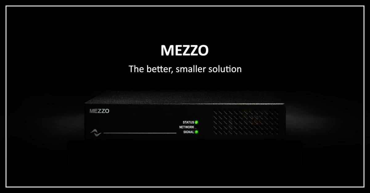 Powersoft unveils MEZZO at Infocomm 2019