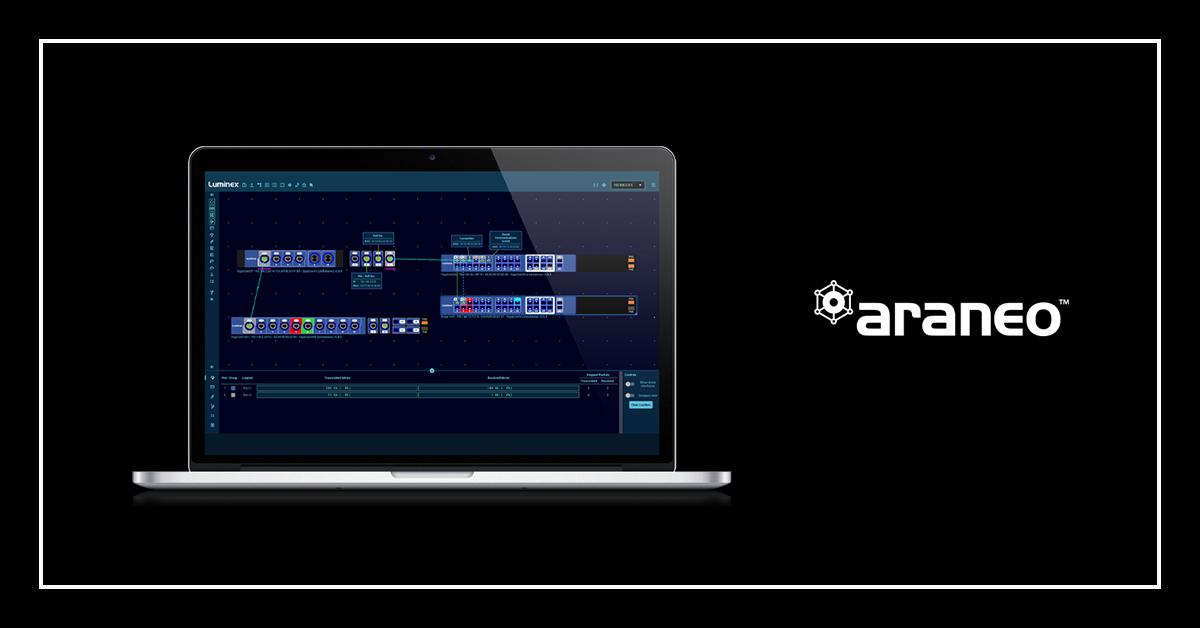 Araneo - New firmware release