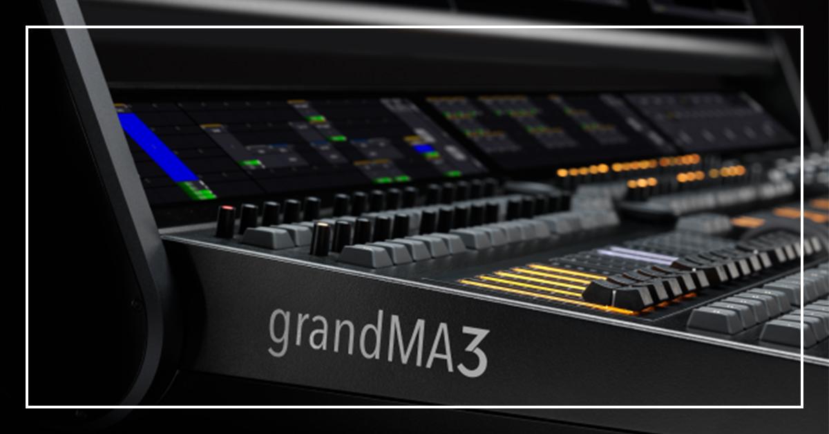GrandMA3 training video's in het Nederlands staan nu online