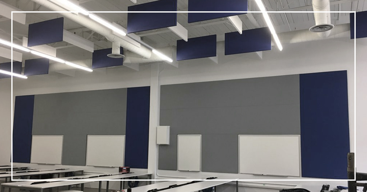 How to Reduce Noise in a Room With a High Ceiling