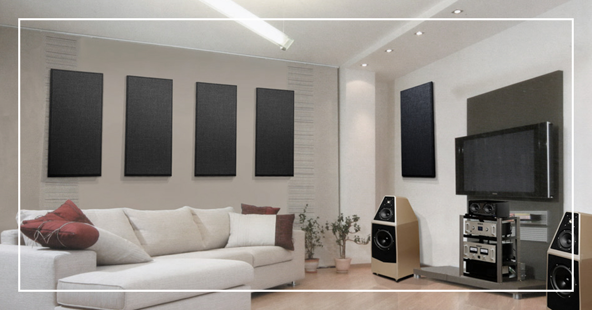 Soundproofing vs. Sound Treatment - What's The Difference?