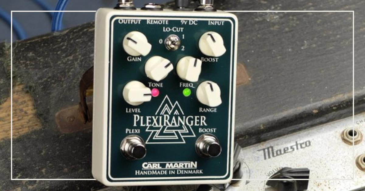 Carl Martin PlexiRanger Available Now Available