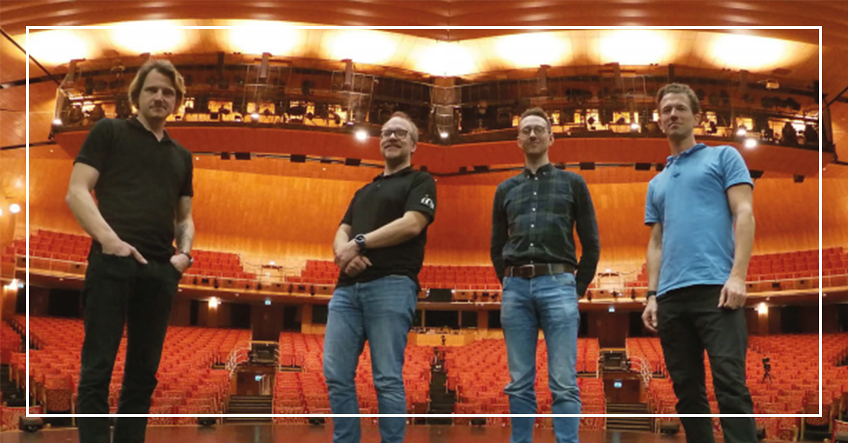 Malmö Opera has recently invested in Out Board's next-generation TiMax TrackerD4 precision stage tracking system