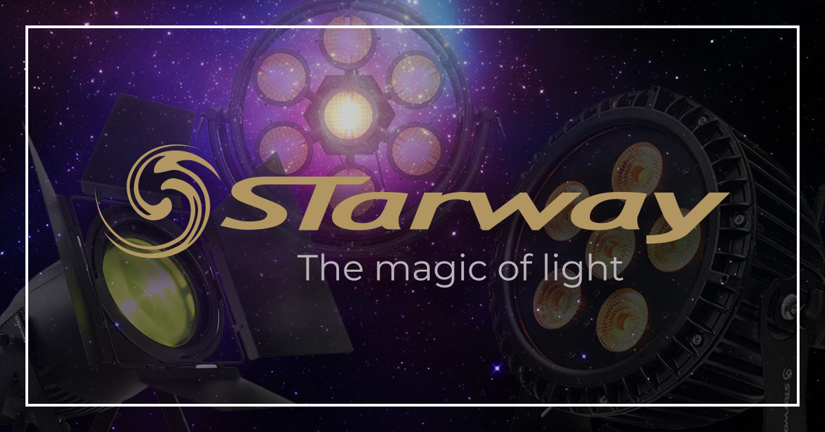 Starway Lighting and FACE are teaming up