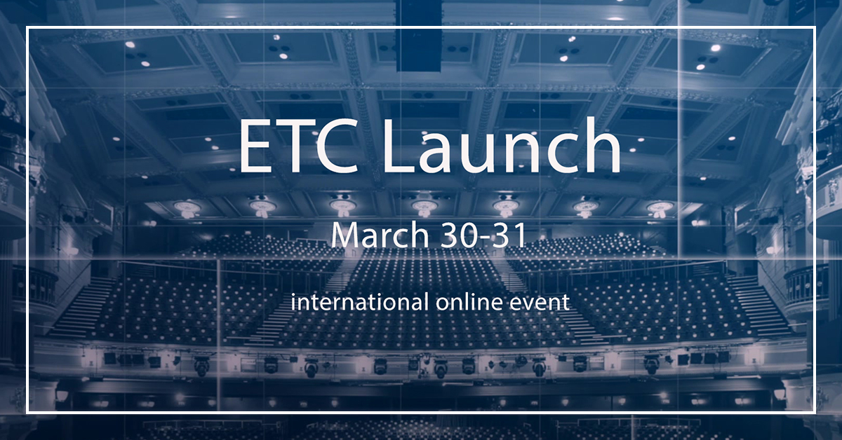 ETC launches new fixtures at online event