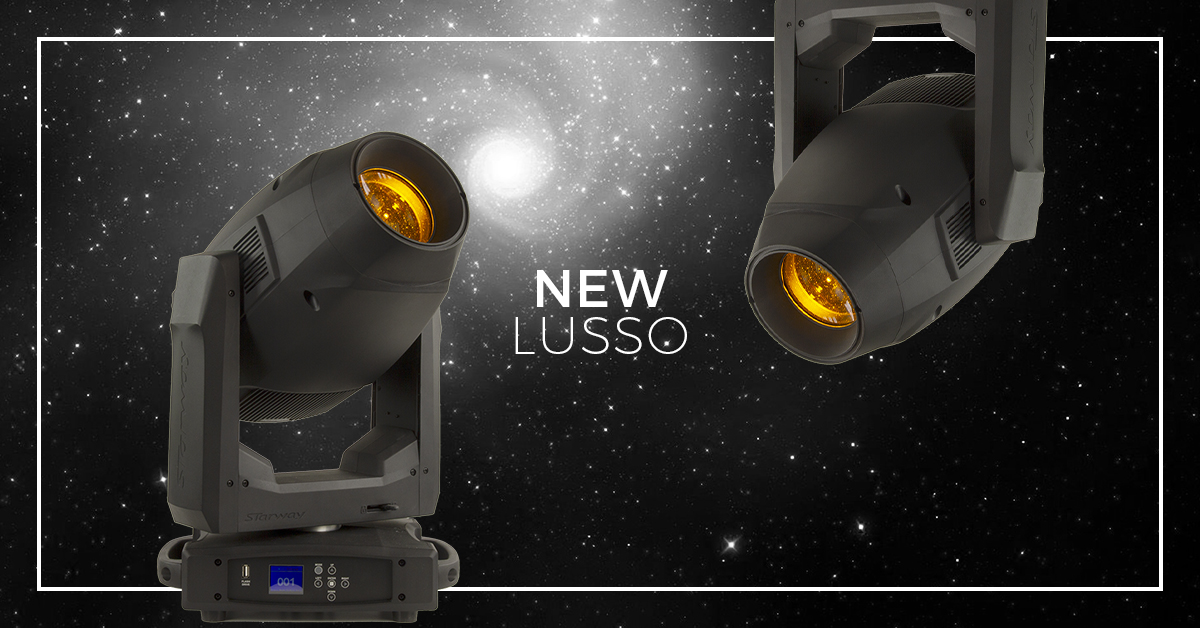 Starway launched the new compact and powerful Lusso