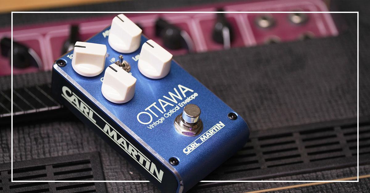 Carl Martin Ottawa Auto-Wah in stock now!