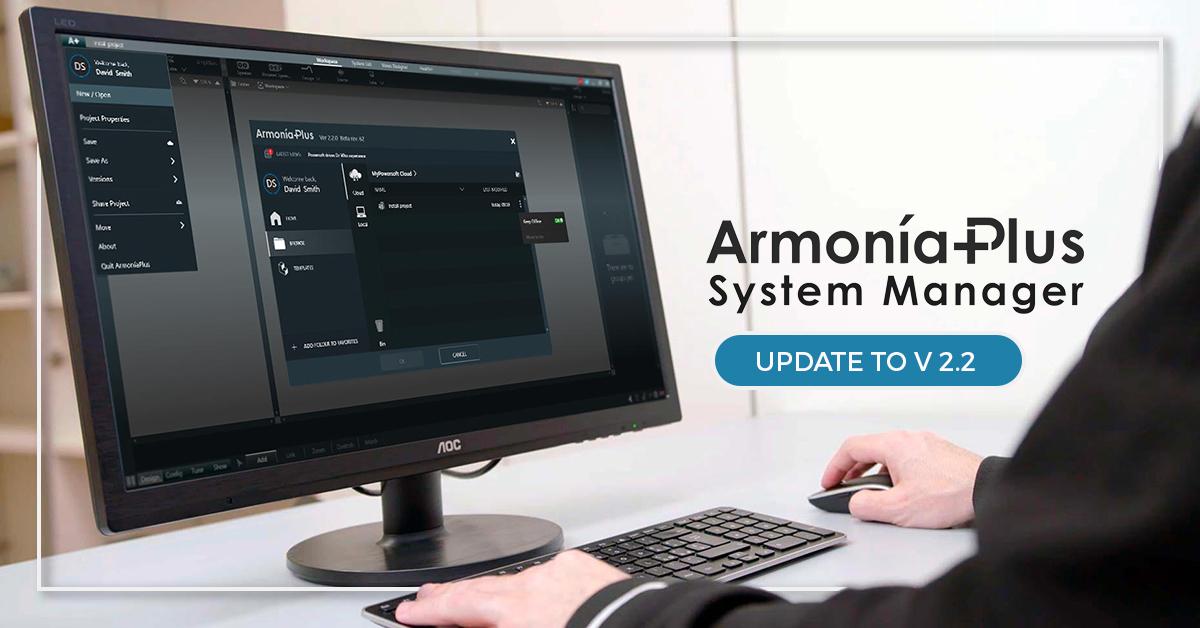 ArmoníaPlus got updated!