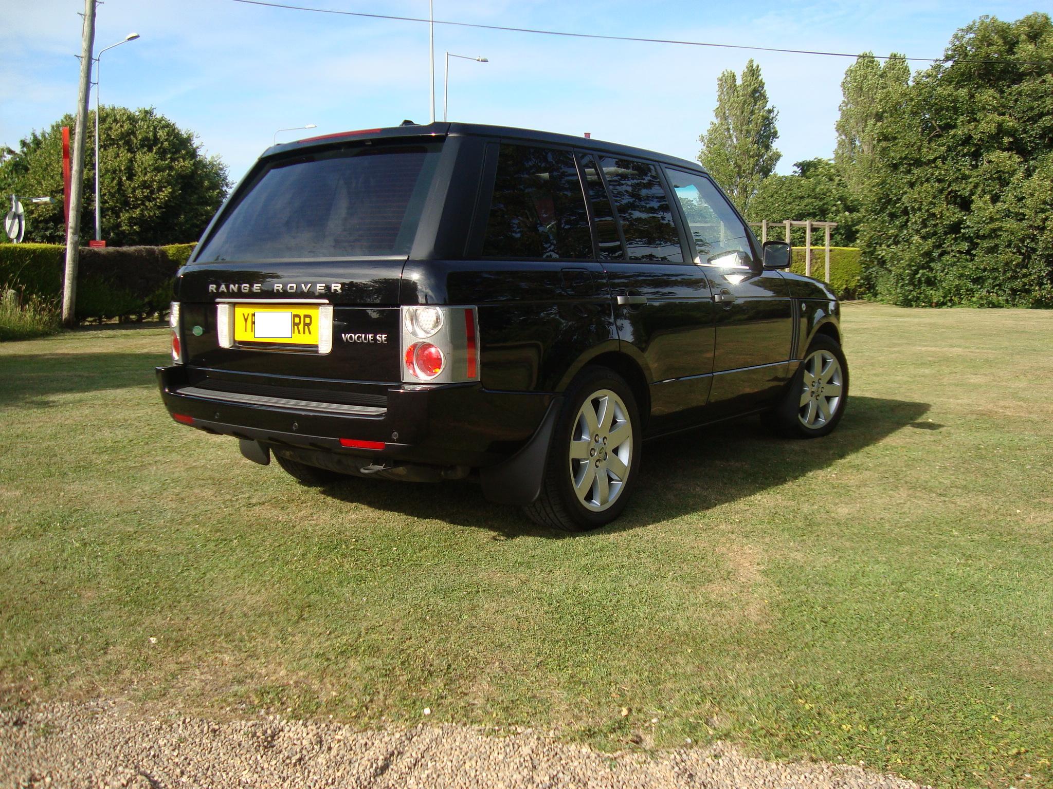 Range Rover Image