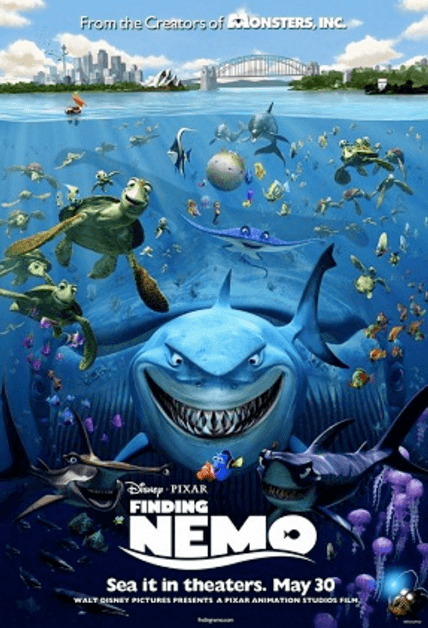 blog-Ten-Films-to-Inspire-Your-Next-Wanderlust-Adventure-finding-nemo