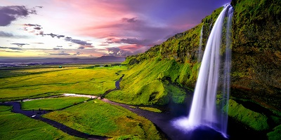 iceland-waterfall
