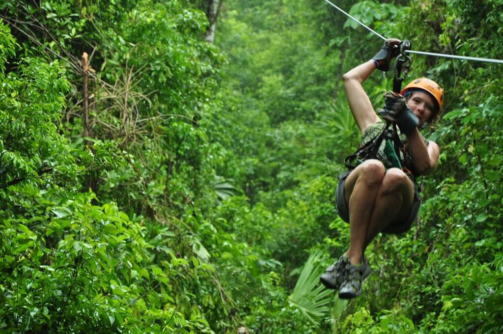 under30experiences zipline costa rica