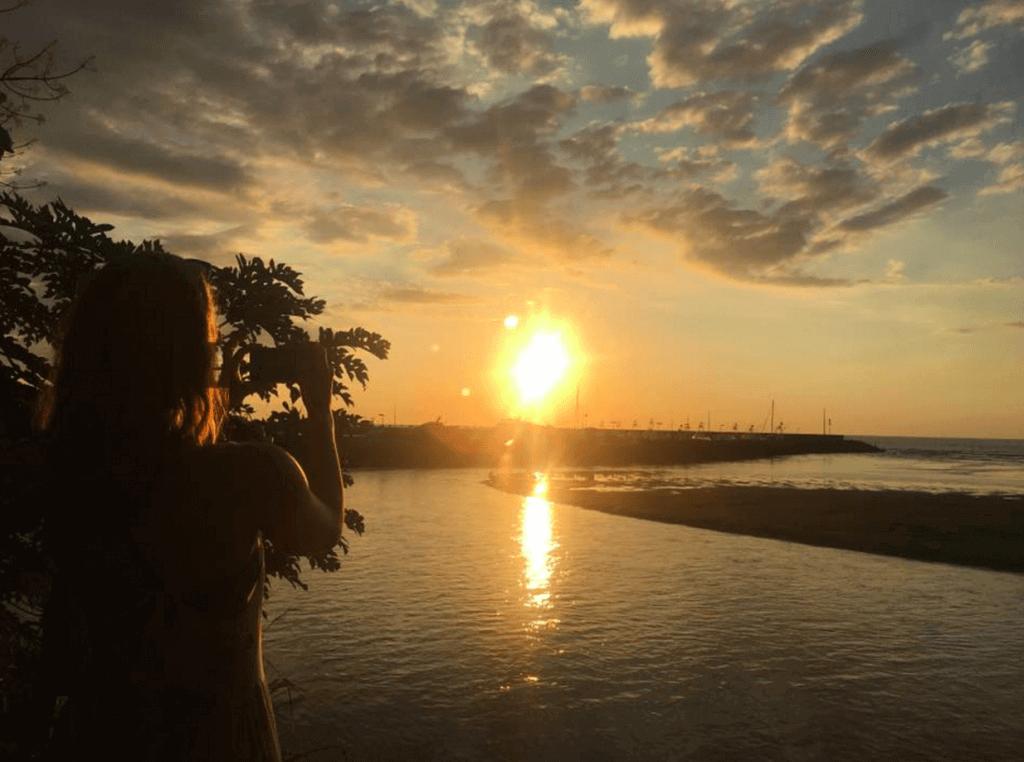 under30experiences-fitness-retreat-costa-rica-ocean-sunset