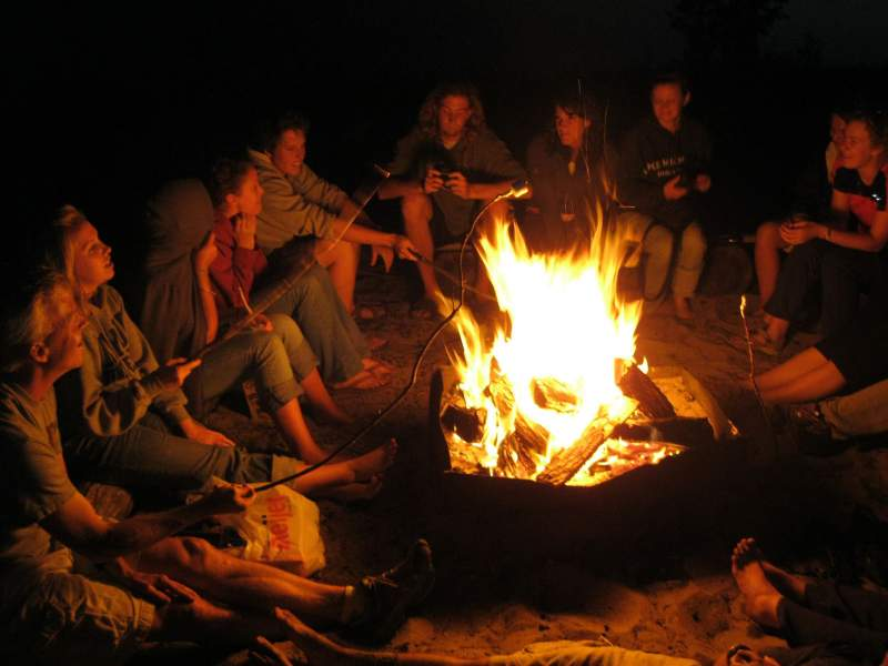 under30experiences-community-meetup-tour-bonfire