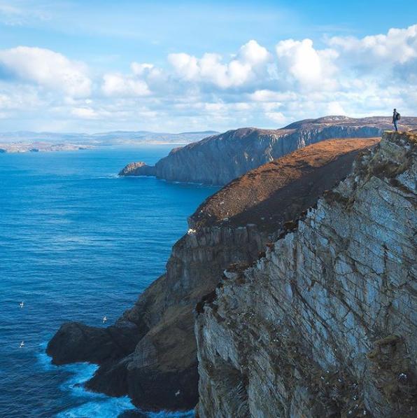 donegal-ireland-cliffs