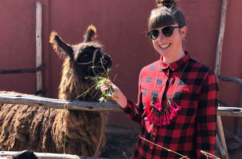 under30experiences-group-travel-blog-for-millennials-6-powerful-ways-solo-travel-will-boost-your-wellbeing-llama