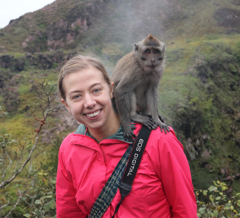 traveler-and-monkey-in-asia