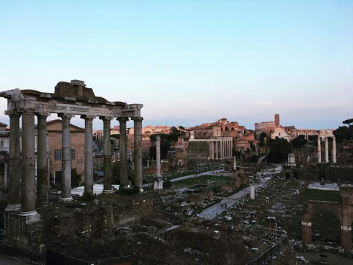 roman-forum-and-colosseum