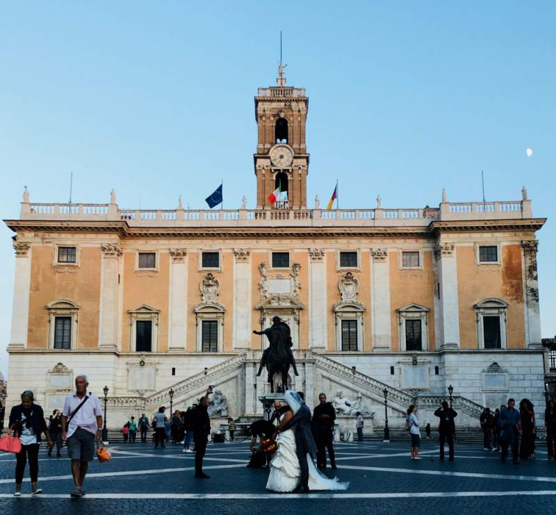 alter-of-the-fatherland-and-campidoglio-hill
