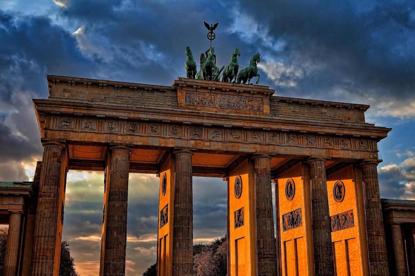 berlin-at-dusk