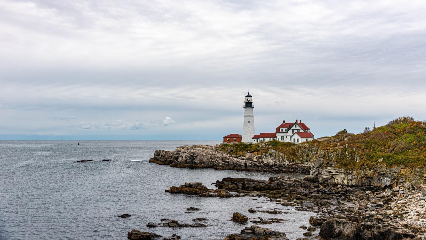 Portland to Acadia