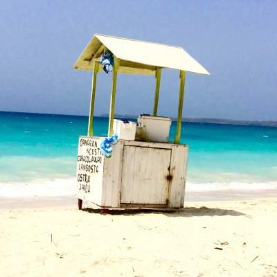 Colombia beaches solo travel destination