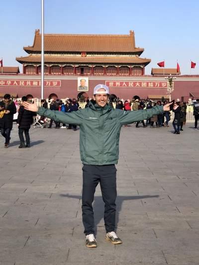 china Tiananmen Square solo travel under30experiences