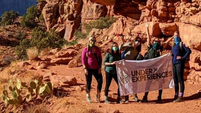 Watchman Trail Zion National Park hiking trips Under30Experiences