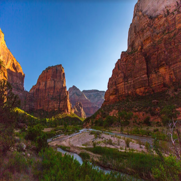 Zion & Bryce Canyon National Parks Hiking Trips & Tours