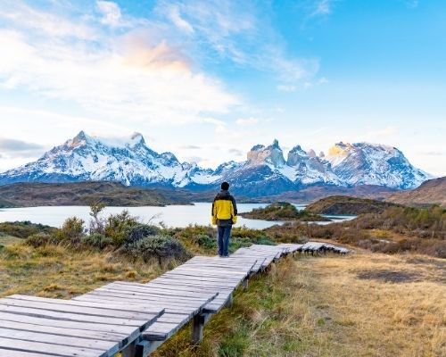 Torres del Paine National Park south america solo travel destinations Chile