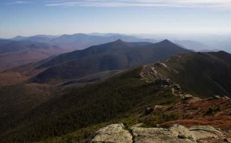 Northeastern parks in the United States, Franconia Notch State Park